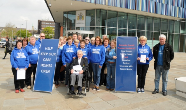 Doncaster's Care Home Closures