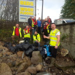 Mexborough Canal Clean Up
