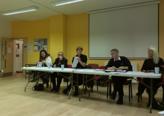 Thank you for those of you who attended the latest Mexborough PACT Meeting