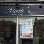 Maries Barber Shop on Adwick Road