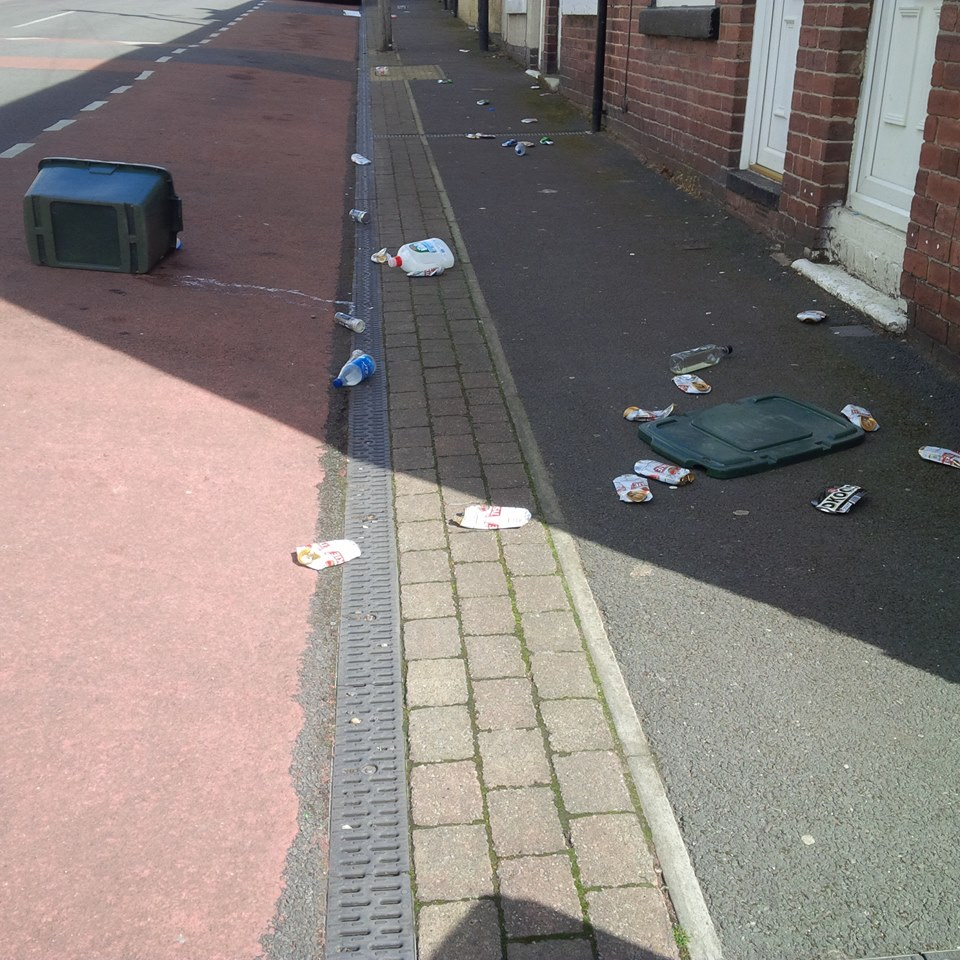 Continuing Our Campaign To Clean Up Mexborough