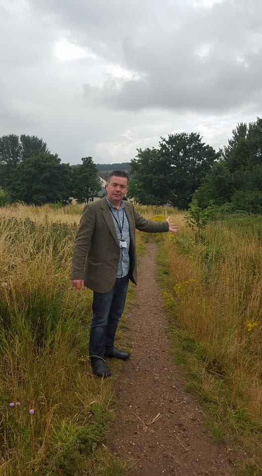 Positive Meeting Regards Windhill Avenue Site