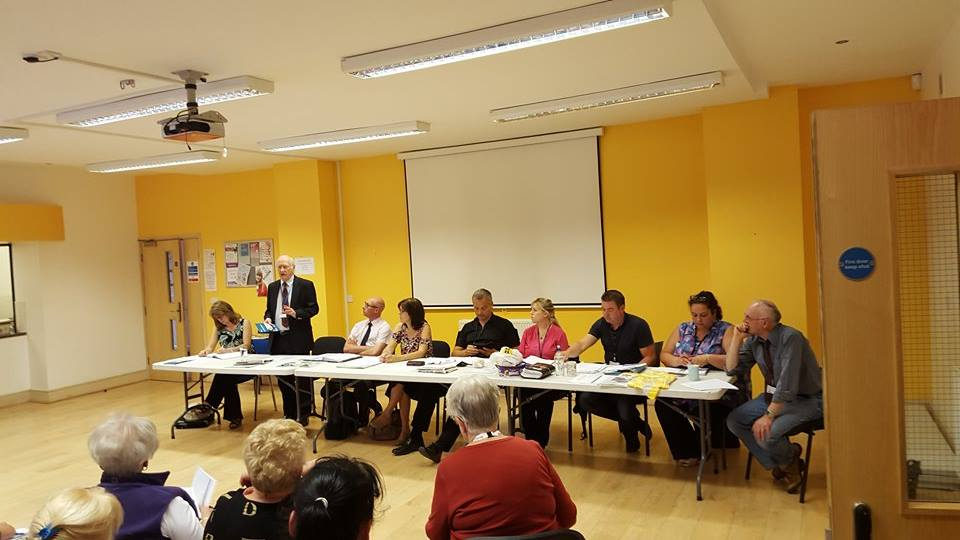 Mexborough PACT Meeting December 2015