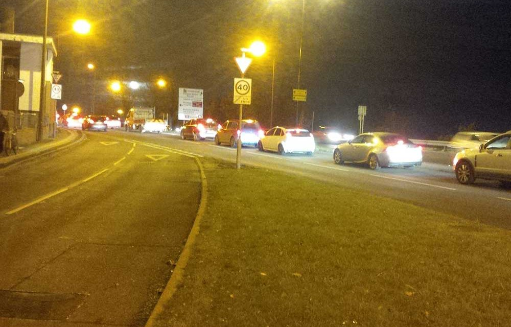 TRAFFIC CONGESTION ON DONCASTER ROAD/GREENS WAY TRAFFIC LIGHTS – UPDATE