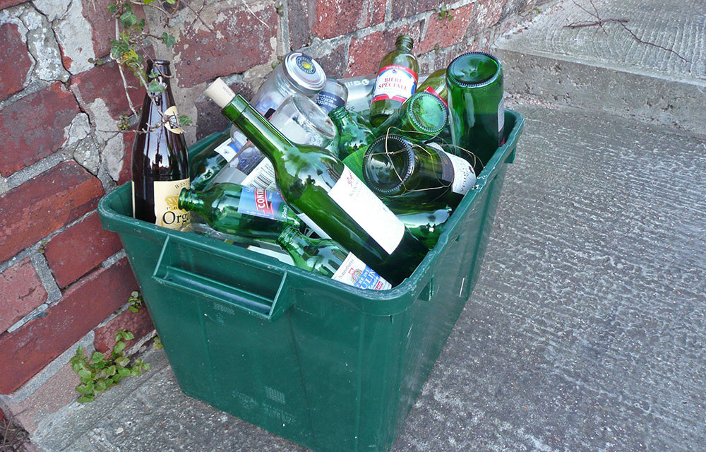 Mexborough is in need of a clean-up and recycling box fiasco