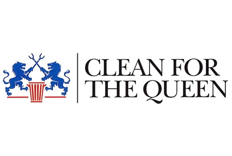 Clean up for The Queen