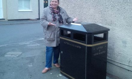 New Litter Bins Installed By DMBC