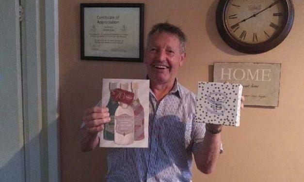 Mexborough celebrates legendary Tommy Joyce MBE 70th Birthday! (8th Aug 2017)