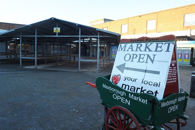 Mexborough councillors' fresh concerns over firm lined up for 25-year market deal
