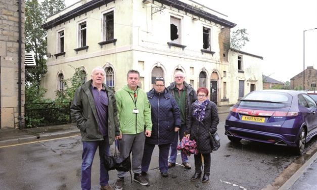 Fed up of Excuses Over Red Lion Pub in Mexborough