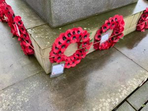 Mexborough First Remembrance Sunday 2020