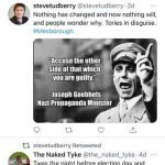 Nazi Tweet Aimed at Mexborough First